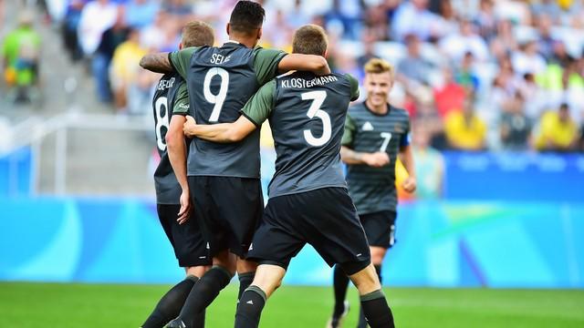 Nigéria x Alemanha - Jogos Olímpicos - Futebol masculino 2016-2016 ... 27e6f7903ee89