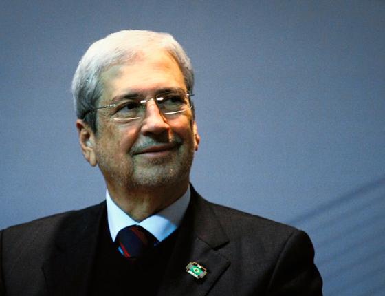 O ministro Antonio Imbassahy,do PSDB (Foto:  Aloisio Mauricio /Fotoarena/Folhapress)
