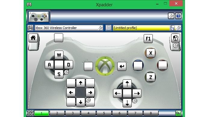 Veja como criar profiles do Xpadder para determinados jogos (Foto: Divulgação/Xpadder)