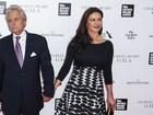 Michael Douglas e Catherine Zeta-Jones vão a premiação nos EUA