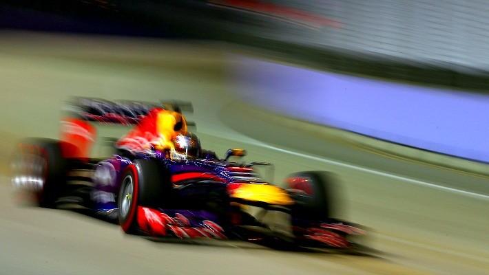 Sebastian Vettel pole GP de Cingapura 2013