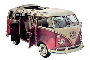 Volkswagen Kombi (Foto: Divulgação)