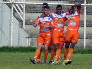 Duque de Caxias Bangu - Copa Rio 2 (Foto: Vitor Costa, Divulgação)