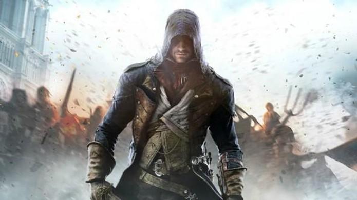 Assassins Creed: Unity promete trazer uma experiência somente possível na nova geração de consoles e PC (Foto: VG247)