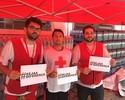 Lutadores doam mais de 2 mil litros de água para vítimas de tragédia em MG