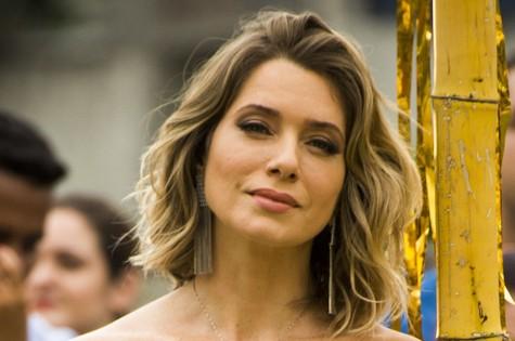 Letícia Spiller (Foto: João Miguel Júnior/ TV Globo)