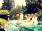 Taylor Swift e Calvin Harris são o casal famoso mais bem pago, diz Forbes