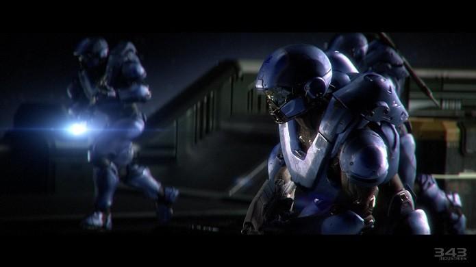 Halo 5: Guardians. (Foto: Divulgação)