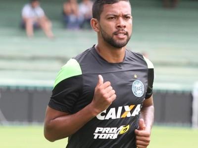 Wallyson Coritiba (Foto: Divulgação/ Site oficial Coritiba)