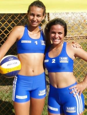 Quemile e Isabelle (Foto: Divulgação/FEAV)