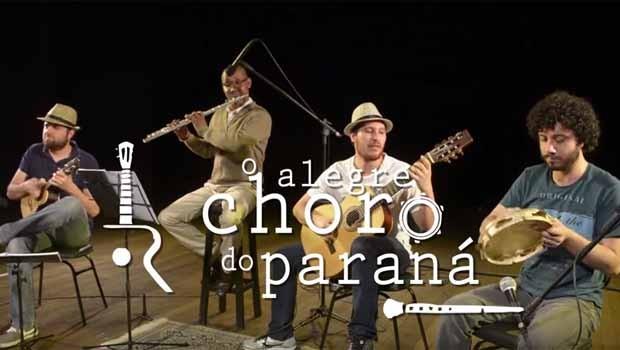 Cascavel recebe o espetáculo 'O alegre choro do Paraná', em setembro (Foto: Divulgação)
