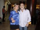 José de Abreu e mais famosos vão a pré-estreia de filme no Rio