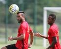 Com Ilha lotada, Ronaldo Alves vê motivação extra para Sport e Cruzeiro