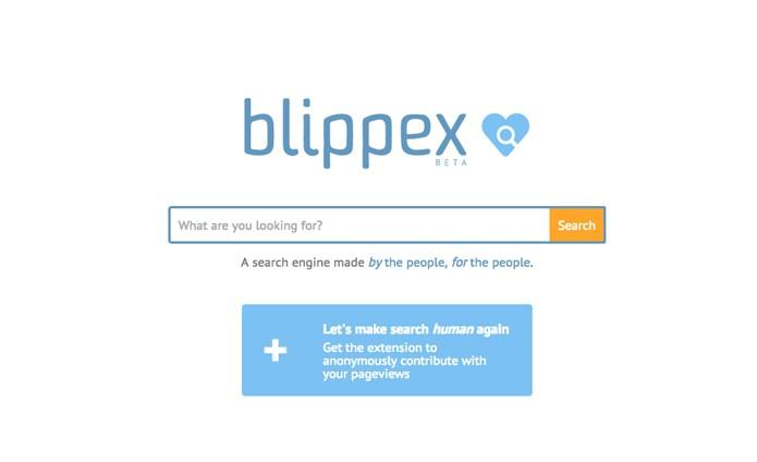 Blippex (Foto: Reprodução/André Sugai)