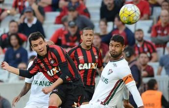 Atlético-PR já tem seu terceiro melhor turno no Brasileirão desde 2006