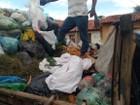 Polícia identifica mãe de bebê achada dentro de sacola de lixo no Piauí