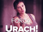 Corrente do bem: Mande sua mensagem para Andressa Urach