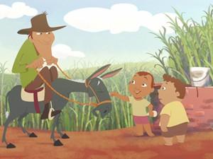 Animação 'Salu e o Cavalo Marinho', de Cecília da Fonte, integra Mostra PE (Foto: Reprodução)