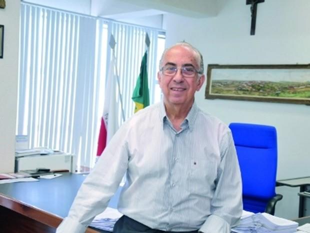 Morre ex-prefeito de Passos, José Hernani da Silveira (Foto: Passosnews.com)