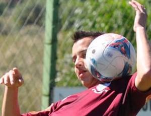 Rodriguinho; América-MG: CT Lanna Drumond; treino (Foto: Reprodução / Facebook do América-MG)