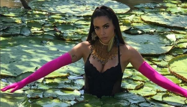 """Anitta defende preservação da Floresta Amazônica: """" (Foto: Reprodução/ Instagram,)"""