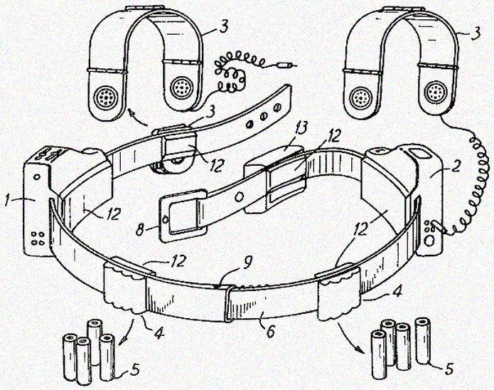 O Stereobelt de Pavel, o brasileiro que revolucionou com o toca-fitas (Foto: Wikimedia Commons)