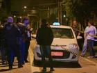 Polícia busca imagem de câmera para apurar morte de taxista baleado
