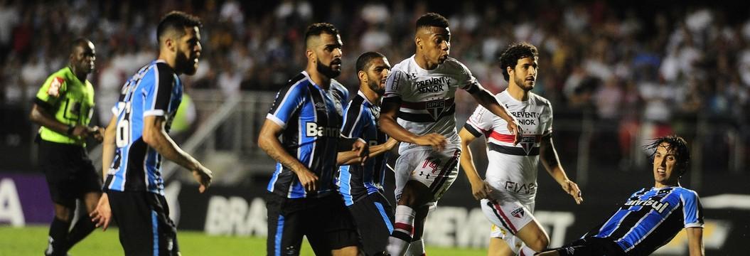 Confira os melhores momentos de São Paulo 1 x 1 Grêmio (Marcos Ribolli)