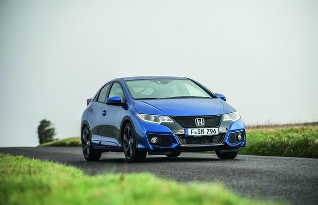 Honda lança nova versão do Civic Sport na Europa