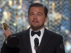Oscar 2016: famosos comemoram vitória de Leonardo DiCaprio