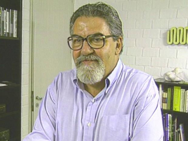 Luiz Paulo Conde morre no Rio (Foto: Reprodução/TV Globo)