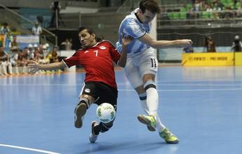 Com goleada, Argentina domina Egito e se garante na semifinal do Mundial