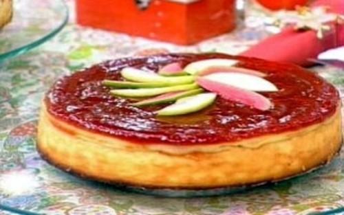 Cheesecake Baiano (Cocada de Forno)