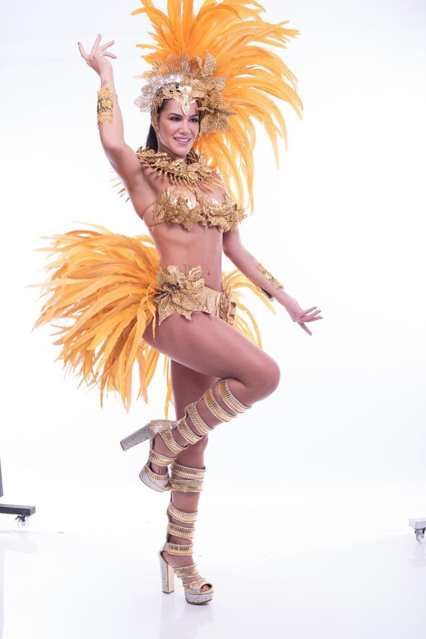 Juliana Sabbatine (Foto:  Wellington Santos/ Divulgação/ Agência Fio Condutor)