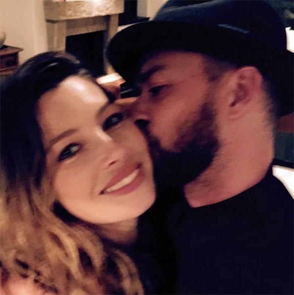 Justin Timberlake e Jessica Biel (Foto: Instagram)