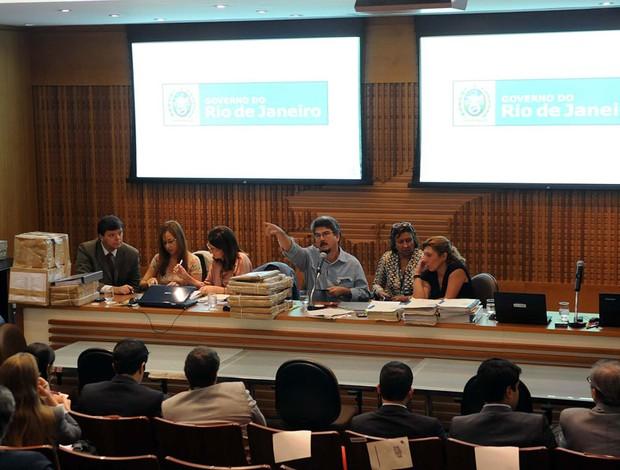 licitação estádio maracanã (Foto: André Durão / Globoesporte.com)