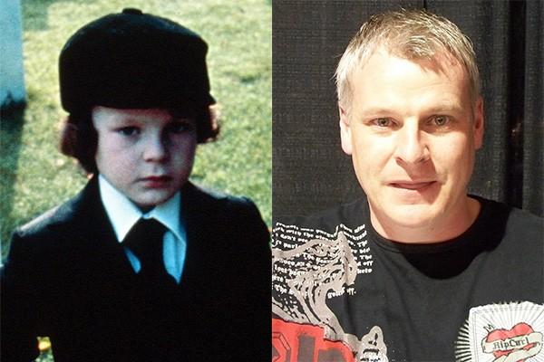 O Damien de 'A Profecia' está todo crescido. O ator Harvey Stephens tem hoje 44 anos. (Foto: Divulgação)