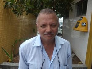 Jornalista Inácio Cunha é preso acusado de calúnia em Macaé, RJ (Foto: Divulgação)