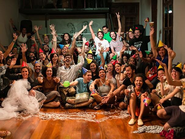 A Mostra promove o encontro de atores, bailarinos, diretores, dramaturgos e músicos (Foto: Divulgação/Anna Clara Carvalho)