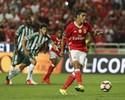 Benfica marca de pênalti no fim e evita derrota para o Vitória de Setúbal