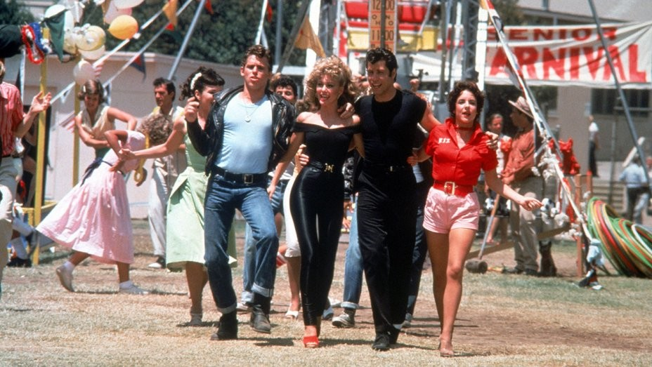 Grease (1978) (Foto: Divulgao)