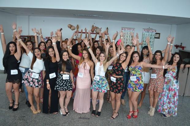 Concurso Beleza Nordestina (Foto: Gloria Moreira / Concurso Beleza Nordestina / Divulgação)