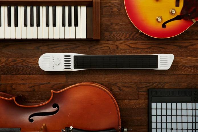 Instrumento único reúne diversos sons (Foto: Divulgação)
