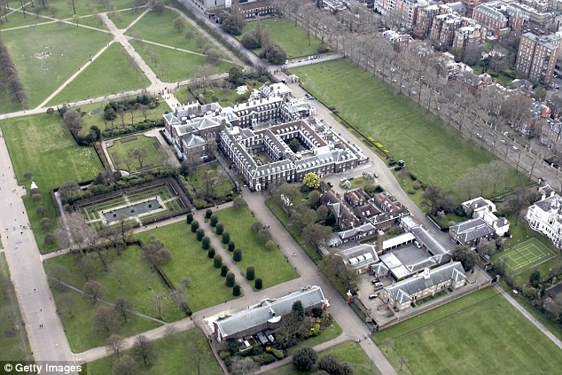 Kensington Palace i (Foto: Getty Images)
