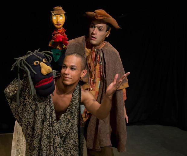 """O Vaqueiro e o Bicho Froxo"""", da Pia Fraus (Foto: Divulgação)"""