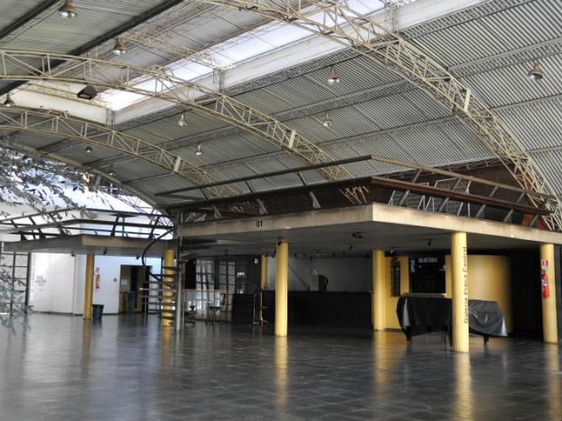 Espaço Cultural receberá reparações no piso e nas redes elétricas e hidráulicas (Foto: Renato Araújo/Agência Brasília)