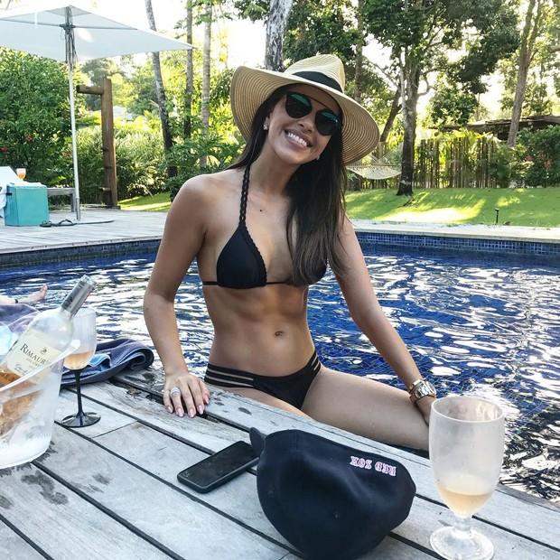 Mariana Rios posa de biquíni (Foto: Instagram/ Reprodução)