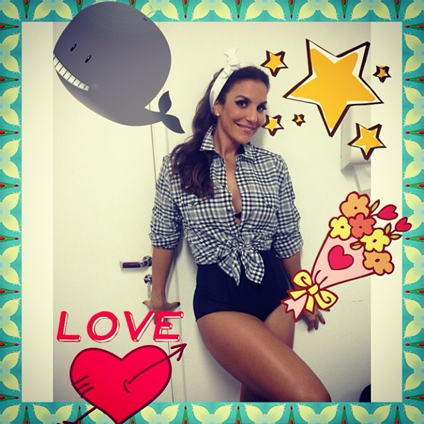 Ivete Sangalo (Foto: Instagram/ Reprodução)