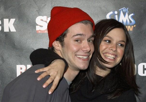 Rachel Bilson e Adam Brody (Foto: Getty Images)