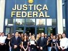 Juízes fazem manifestação em apoio a Sérgio Moro em Araçatuba